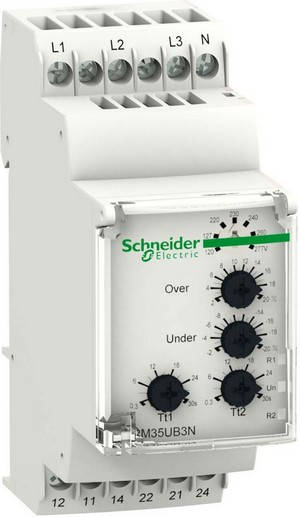 Модульные реле Schneider Electric