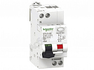 DPN N Vigi Дифф. автомат 2-полюс. 10A 30mA, тип Asi, 6kA, (хар-ка C) Schneider Electric