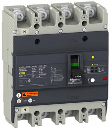 Schneider Electric: EZCV250N4250