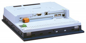 Терминал XBT GK 10\4, TFT экран, 24 кнопки, \мышь\ (=24В, RS232/RS485,USB,CF,ETHERNET) Schneider Electric. Вид 1