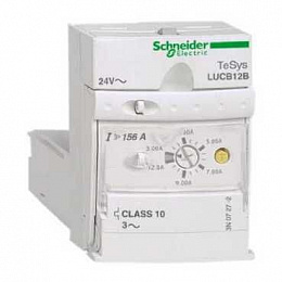 БЛОК УПР УСОВ 4,5-18A 24VDC CL10 3P,  Schneider Electric. Вид 1