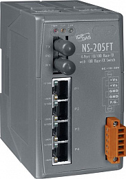ICP DAS: NS-205FT