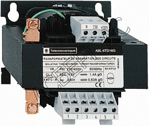Трансформатор 230-400/24V 100VA Schneider Electric. Вид 1