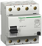 Дифф.выкл.нагр. id 4п 125a 300ma-s b-тип Schneider Electric