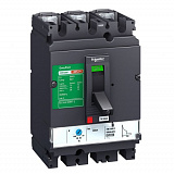 CVS 100F 3P TM100D Термо-магнит. 3х-полюс. автомат 100А 36kA, подключ. под шину Schneider Electric