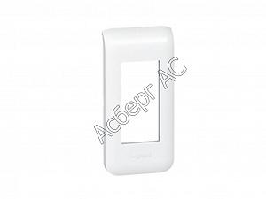 Рамка 1 модуль для суппорта 80250 (белый) Mosaic Legrand 078801 – цена, фото, отзывы