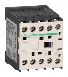 Контактор 3-х полюсный 6A 24В DC. 1НЗ Schneider Electric. Вид 1